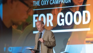 President Veitch The Oxy Campaign For Good