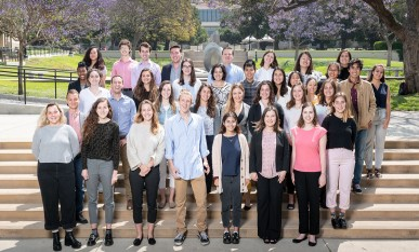 Summer 2019 InternLA Participants