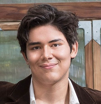 Student Diego Zapata