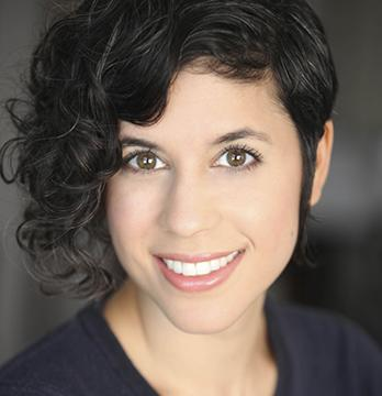 Oxy alumna Ashly Burch