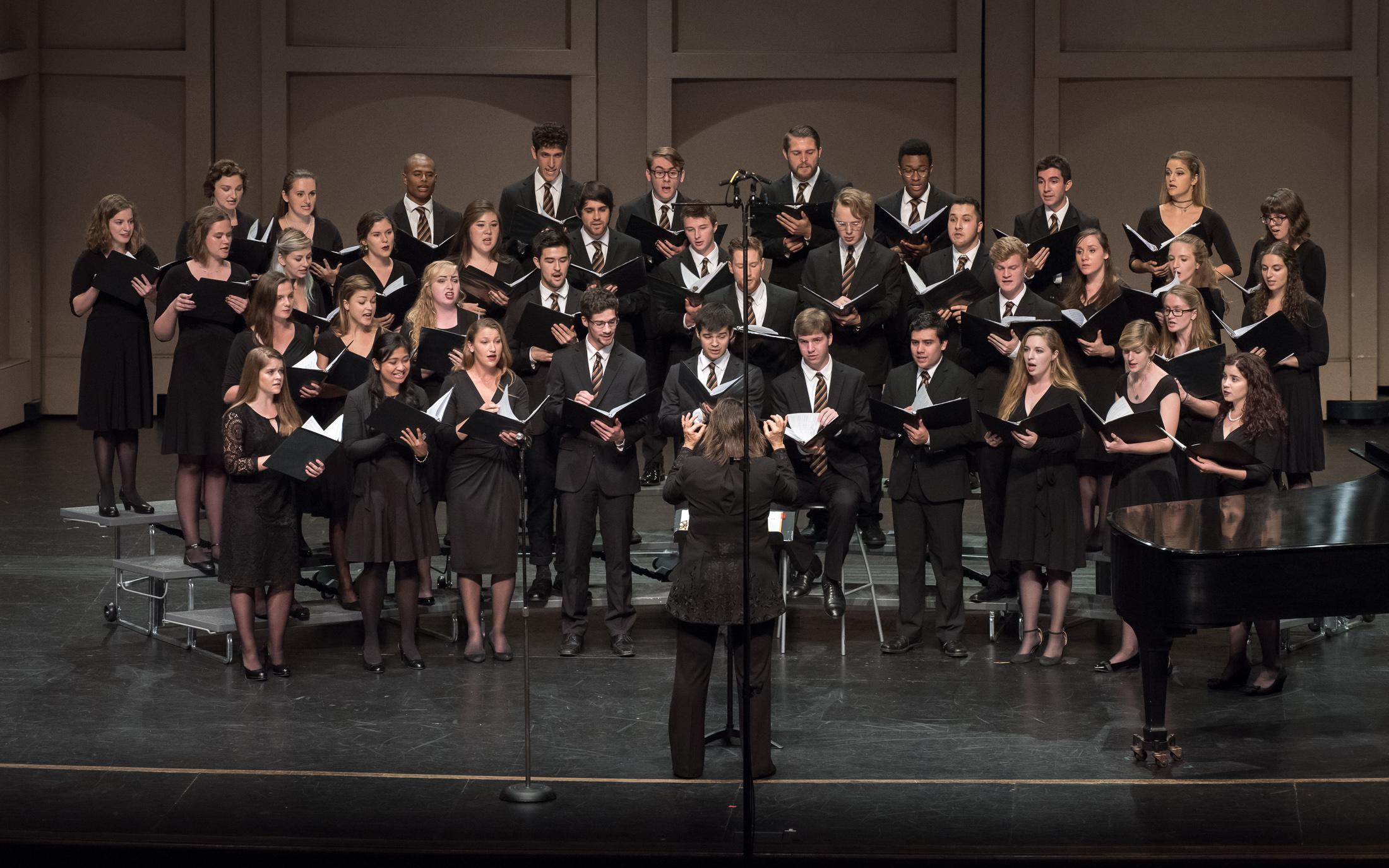 Glee Club 2015 Homecoming Concert