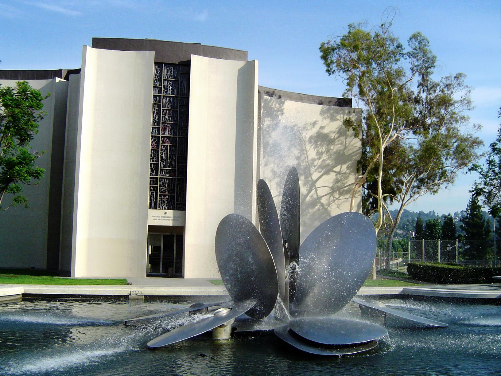 ORSL Herrik Chapel & Fountain