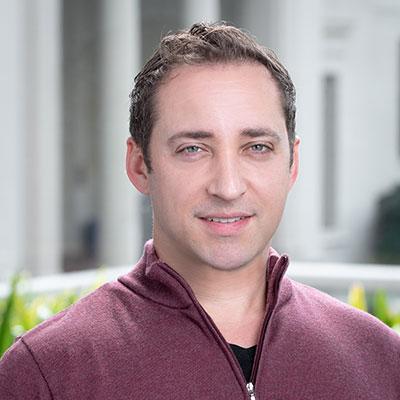 Matthew Weisberg headshot